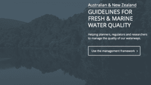 Guidelines for Water Quality