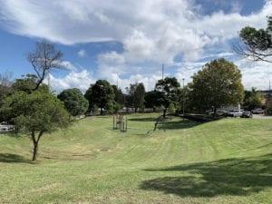 park recreation site investigation