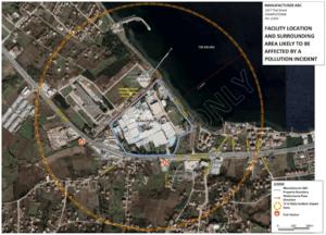 pollution incident management plan